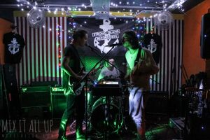Looks live at Southsea Festival, 2014