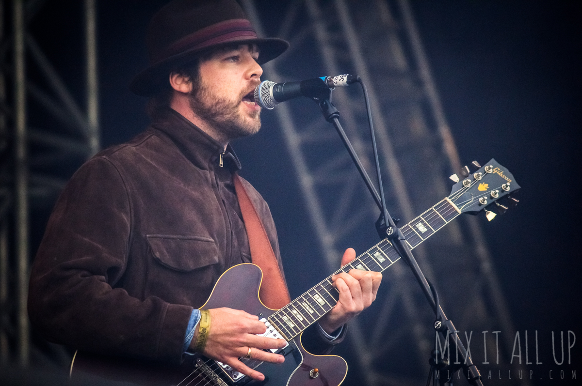 The Coral live at Victorious Festival 2016