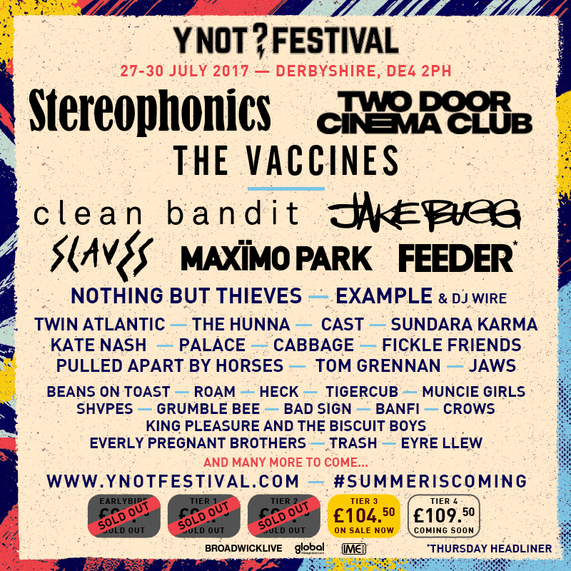 y not festival mix it all up