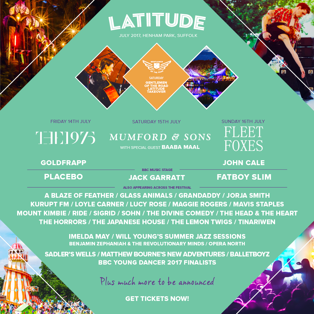 mix it all up latitude festival 2017 lineup