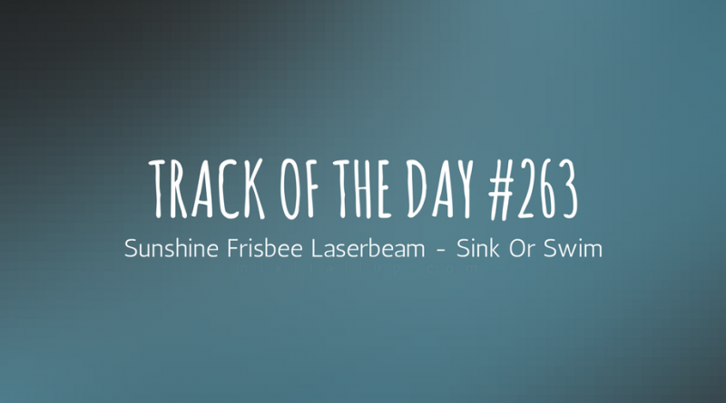 Sunshine Frisbee Laserbeam - Sink Or Swim