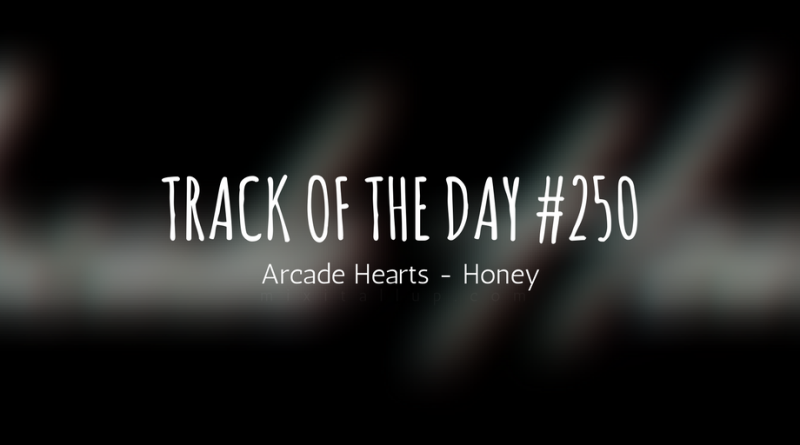 Arcade Hearts - Honey