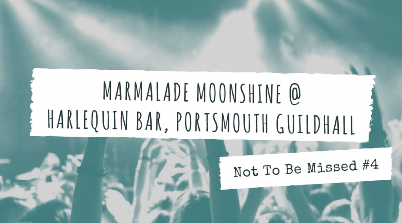Not To Be Missed Marmalade Moonshine
