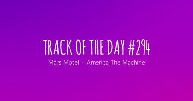 Mars Motel - America The Machine