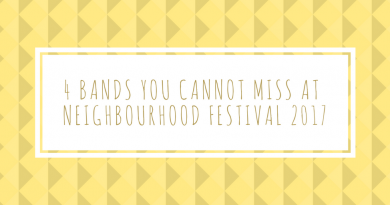 Neighbourhood Festival 2017