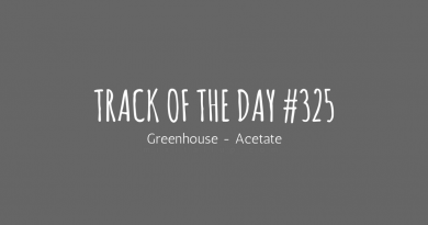Greenhouse - Acetate