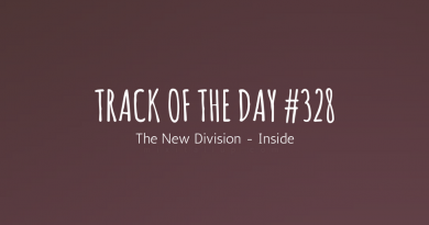 The New Division - Inside