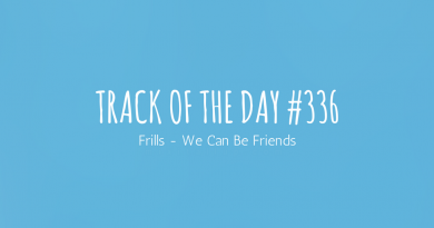 Frills - We Can Be Friends