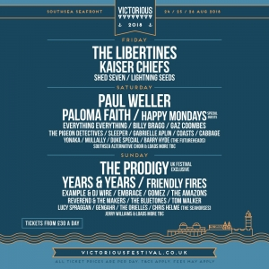 Victorious Festival 2018 lineup