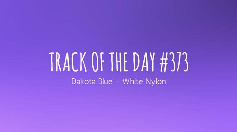 Dakota Blue - White Nylon