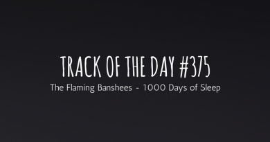 The Flaming Banshees - 1000 Days of Sleep