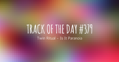 Twin Ritual - Is It Paranoia