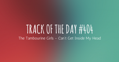 The Tambourine Girls - Can't Get Inside My Head