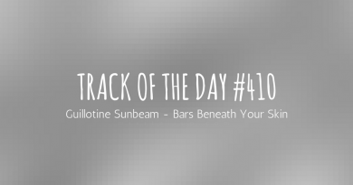 Guillotine Sunbeam - Bars Beneath Your Skin