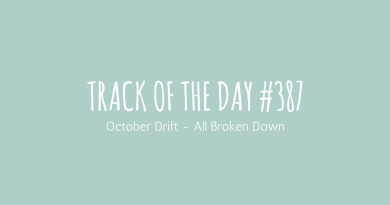 October Drift - All Broken Down
