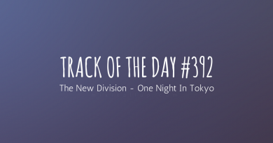 The New Division - One Night In Tokyo