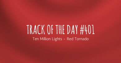 Ten Million Lights - Red Tornado
