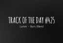 Track of the day #425: Lumer – Burn/Bleed