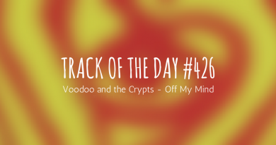 Voodoo and the Crypts - Off My Mind