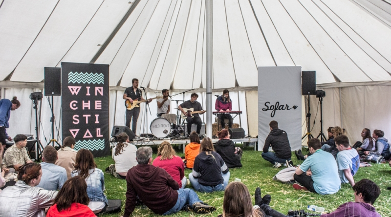 Wild Front @ Winchestival 2018