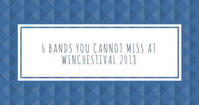 6 Bands You Cannot Miss At Winchestival 2018