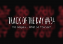 Track of the day #434: The Roques – What Do You See?