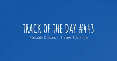 Possible Oceans - Throw A Knife