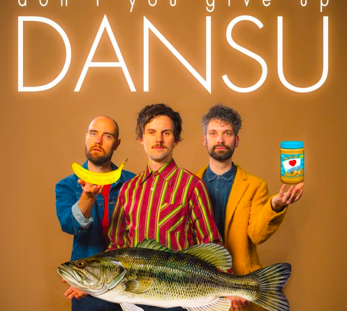 DANSU - Don't You Give Up