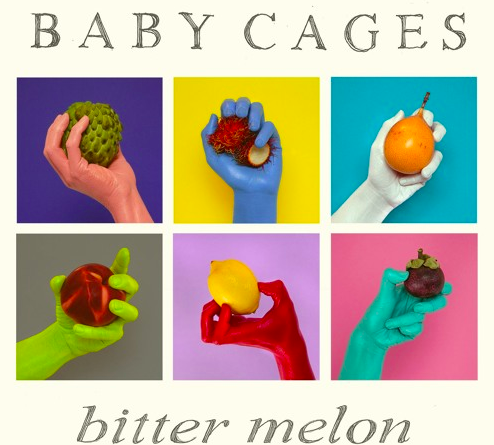 Baby Cages - Flowers