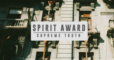 Spirit Award - Supreme Truth