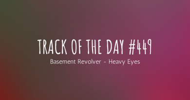 Basement Revolver - Heavy Eyes