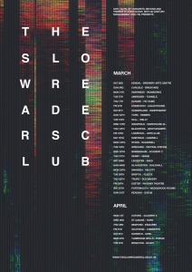 The Slow Readers Club announce mammoth 32 date UK tour for 2019