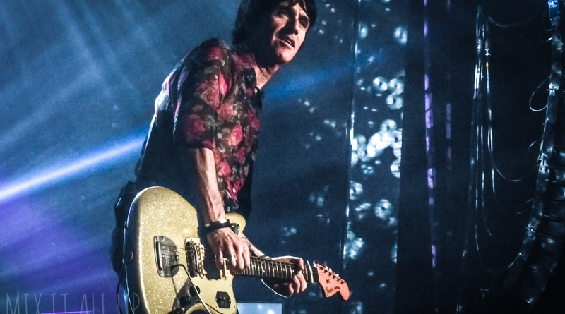 Johnny Marr at o2 Apollo, Manchester - 18th November 2018