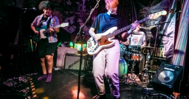 Live Review: Shopping @ The Loft, Southsea - 03/12/18
