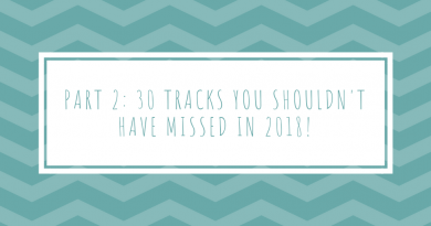 tracks of the year 2018