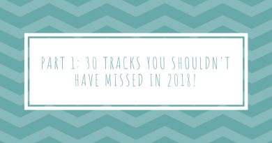 30 tracks you should not have missed in 2018
