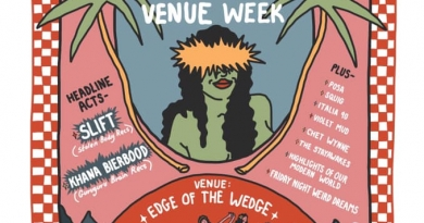 Calamity Cratediggers All-Dayer at Edge of the Wedge - 03/02/19