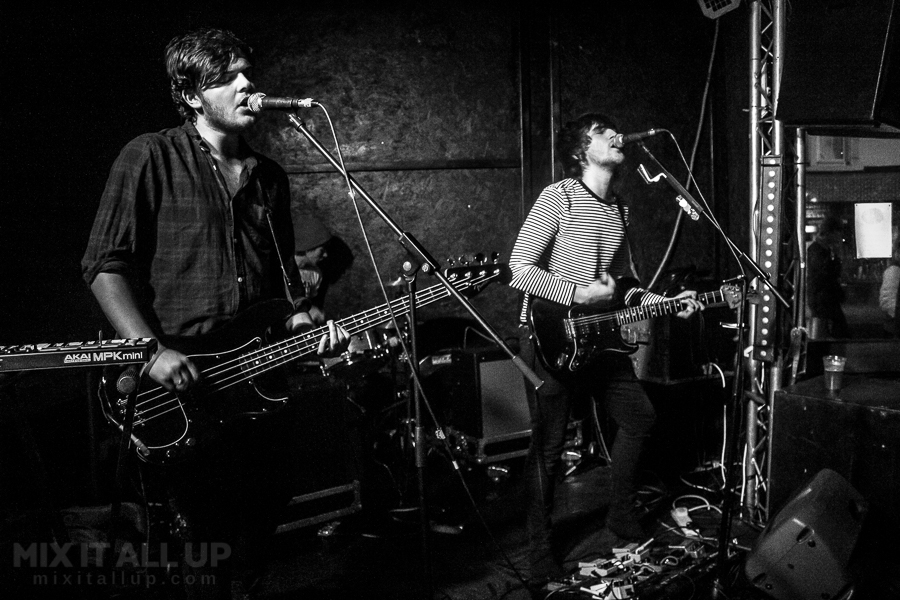 The Taboos live at Edge of the Wedge, Portsmouth, 10th January 2019