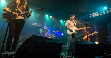 Wild Front live at Icebreaker Festival 2019