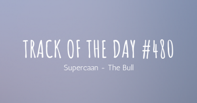 Track of the day #480: Supercaan – The Bull