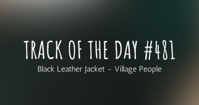 Black Leather Jacket - Village People
