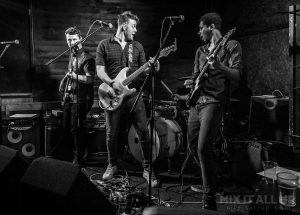 The Joe Sillence Band at Edge of the Wedge - February 2019