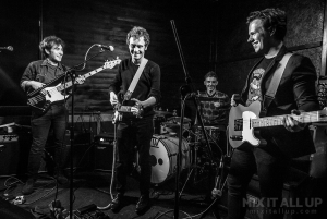 The New Shoes live at the Edge of the Wedge - February 2019