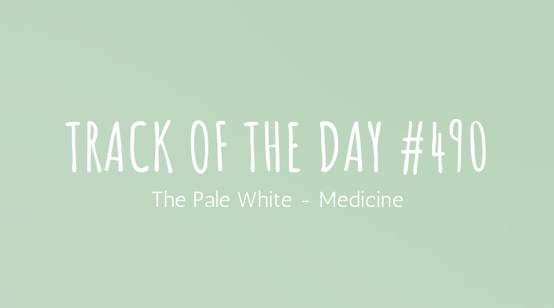The Pale White - Medicine | Track of the day Mix It All Up