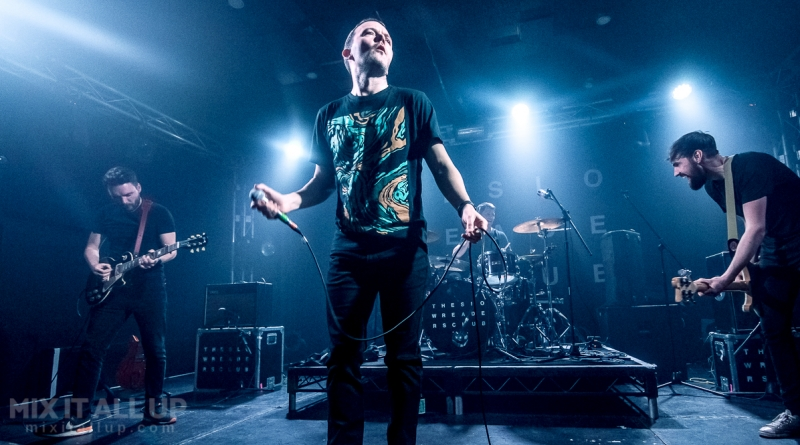 The Slow Readers Club live @ Wedgewood Rooms, Portsmouth - 30/03/19   Mix It All Up