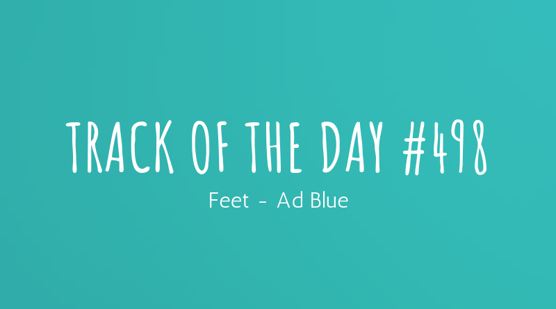 Feet - Ad Blue | Mix It All Up