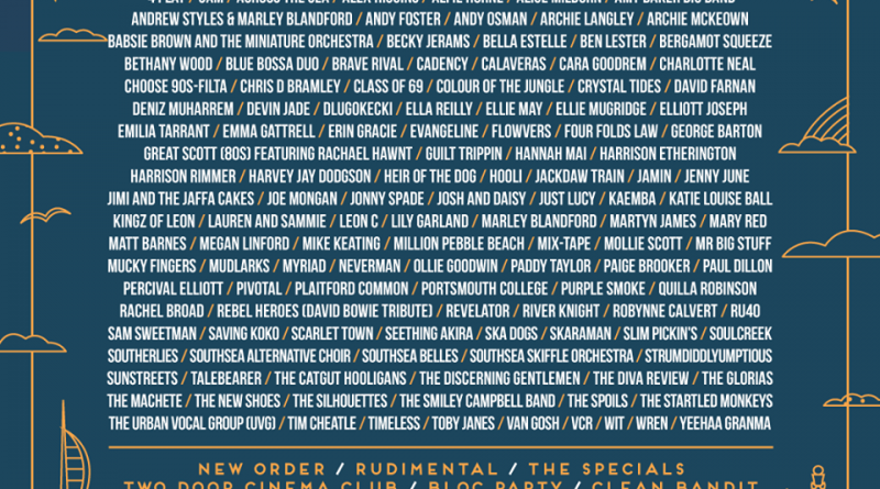 Victorious Festival have announced over 120 new, local and unsigned artists to their already stellar 2019 lineup.