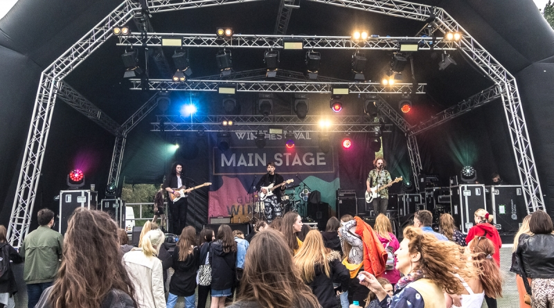 Submariner live at Winchestival 2019