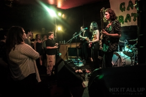 Gaygirl live at the Edge of the Wedge, Portsmouth - 20/07/19