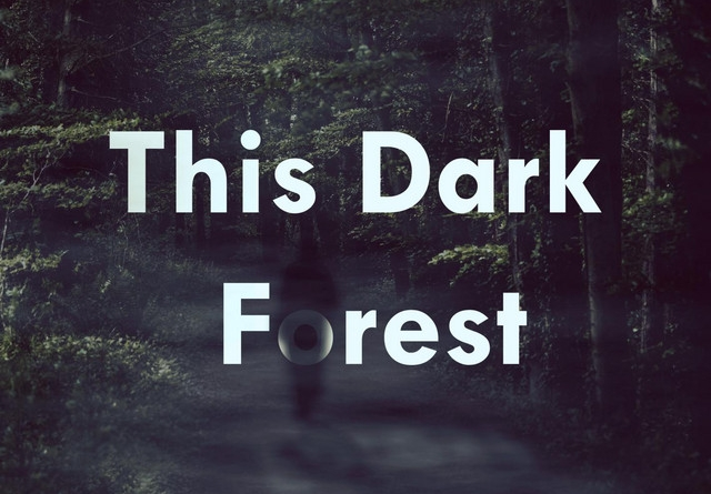 Isaac Wright - This Dark Forest